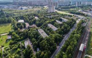 Реновация Солнцево последние новости района ЗАО в 2019 году