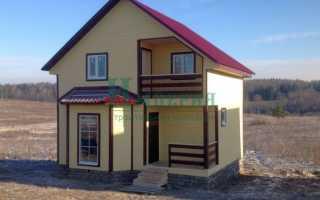 Можно ли в СНТ строить дом