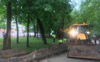 Капотня станет крупнейшим объектом благоустройства в Москве