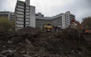 Снос Ховринской больницы и новое жилье в рамках реновации – скоро