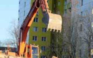 В Новой Москве начнут строить первые дома по реновации летом