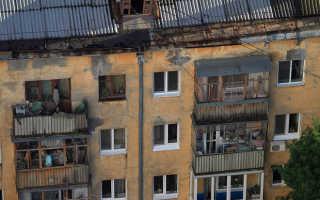 Аварийный дом: правила, нормы, расселение по реновации