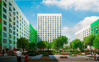 Реновация районов Москвы пройдет в 3 этапа и будет волнообразным