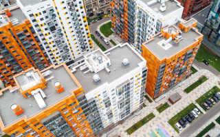 Строительство домов по реновации жилья идет полным ходом