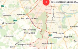 Реновация Гагаринский последние новости района ЮЗАО в 2019 году