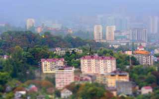 Собянин: с домами по реновации проблем практически нет, Сочи 2019