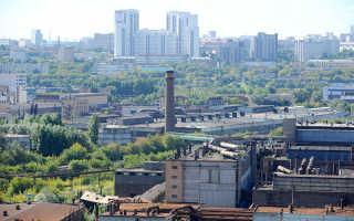 Реновация промзоны ЗиЛ, ЮАО, Москва: редевелопмент, новые дома