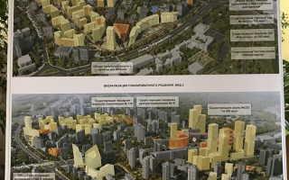 Проект реновации Проспекта Вернадского будет закончен в 2019 году