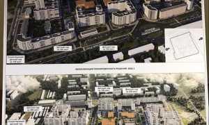 Реновация улица Олеко Дундича – новости, стартовые площадки, дома под снос